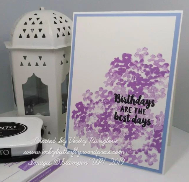 Nigezza Creates, Stampin Up Beautiful Friendship