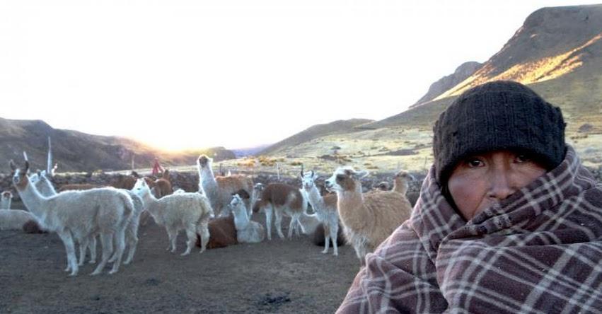 SENAMHI ALERTA: Temperatura Nocturna en la Sierra Sur descenderá a 18 grados bajo cero - www.senamhi.gob.pe