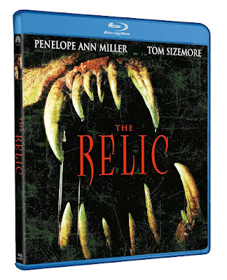 The Relic 1997 Bluray