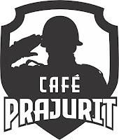 logo cafe prajurit