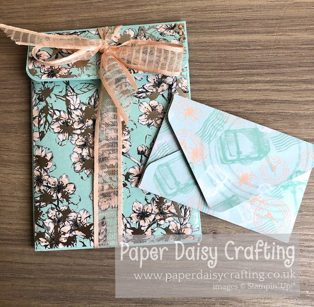 Parisian Blossoms Stampin Up