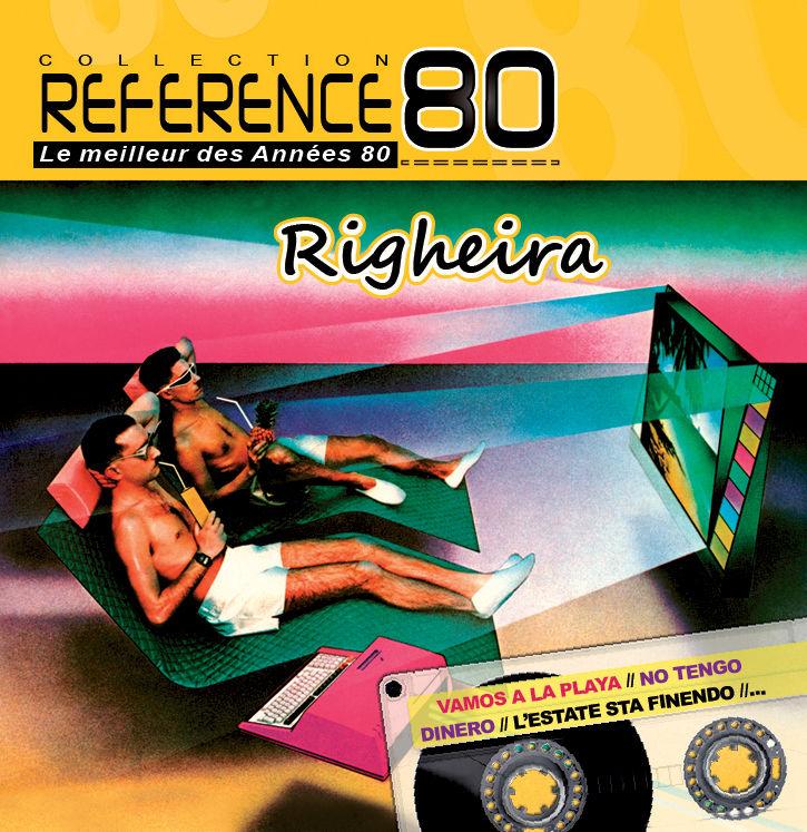 Download mp3 full flac album vinyl rip Kon Tiki - Righeira - Référence 80 (CD)