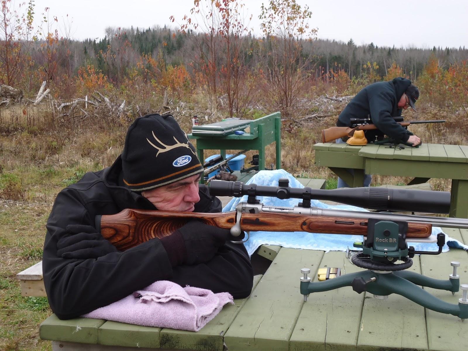 New Brunswick Benchrest Shooting October 29 2016 Florenceville 200m Centerfire Br Results