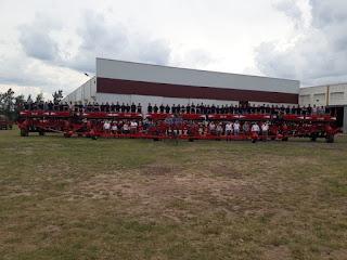 DOLBI produce la sembradora más grande de Argentina