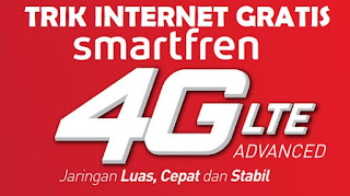 Cara mendapatkan kuota gratis smartfren 4G untuk internet selama satu bulan full