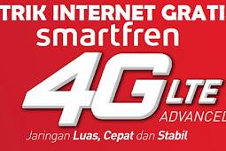 Trik Internet Gratis Smartfren 4G Unlimited Terbaru