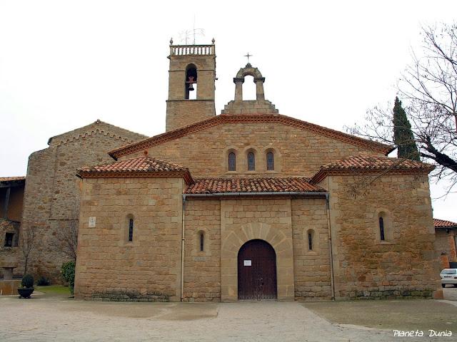 Iglesia Parroquial de Sant Feliu Sasserra