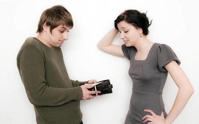 серьезные отношения - хочешь чтобы он тебя обеспечивал?