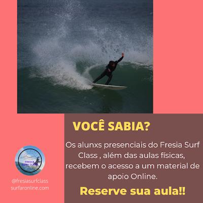 aula de surf fresia surf class
