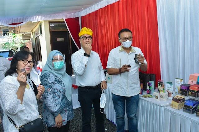 Penguasaan Teknologi Digital dan Kualitas Unggul Tingkatkan Daya Saing IKM Pangan Bali