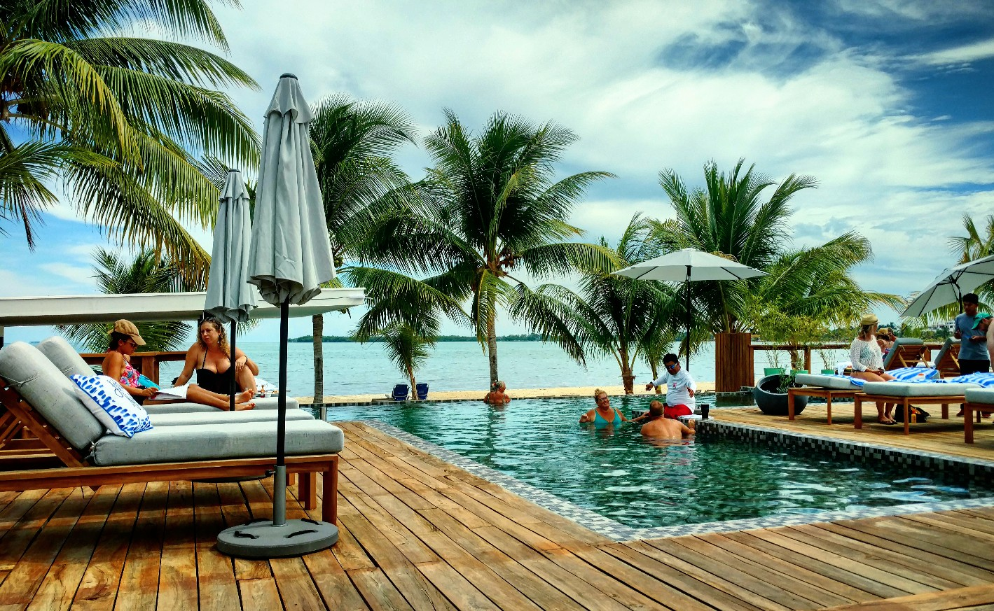 PUR Belize : Scenes from the new Placencia Beach Club (formerly