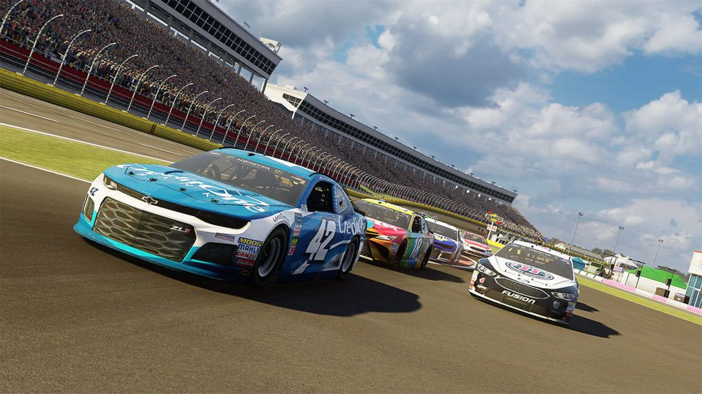 Switch deve receber seu primeiro jogo de corrida NASCAR em 2021