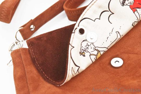 sac à main tissu