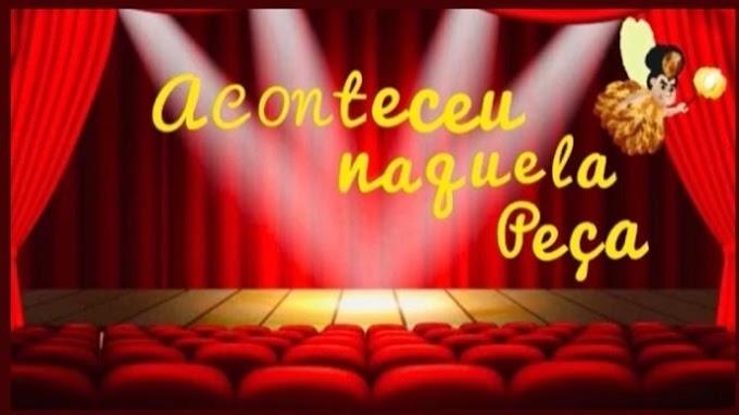 'Aconteceu Naquela Peça': websérie sobre os bastidores do teatro infantil estreia no YouTube