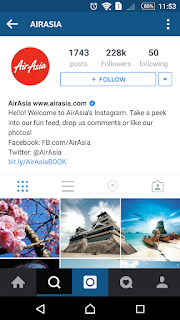 AirAsia on Instagram