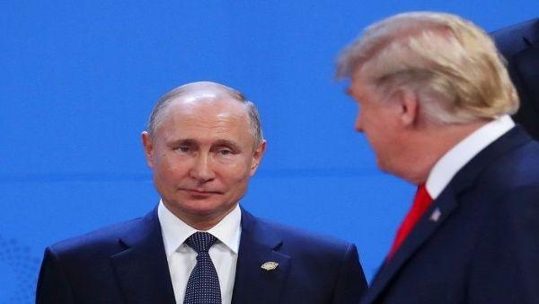 Kremlin anuncia que Putin está dispuesto a reunirse con Trump en cumbre G20