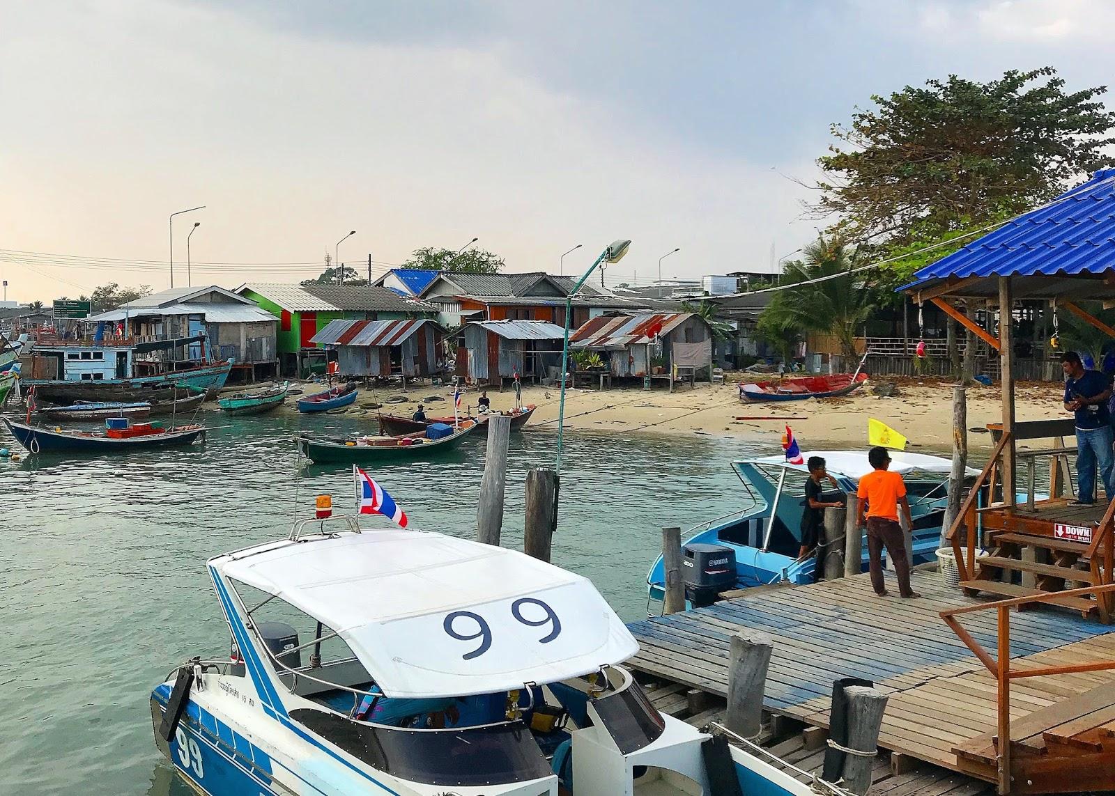 Nuanthip Pier Tajlandia