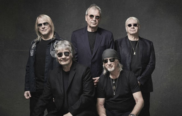 Music  : Deep Purple's new album Whoosh! already became a true rock legend  !