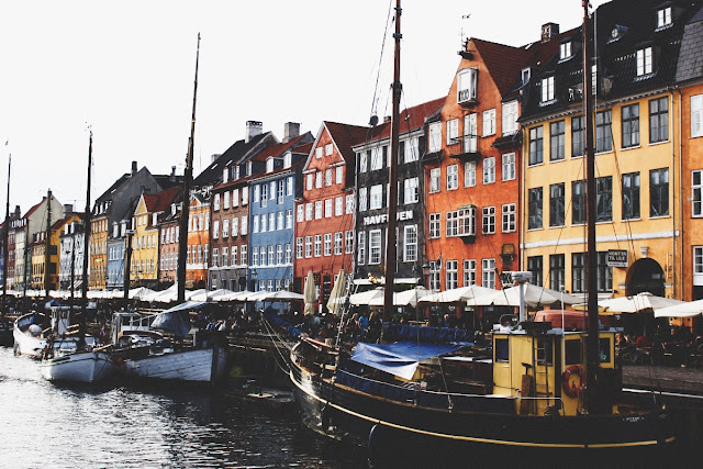 Itinerary to Copenhagen