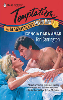 Tori Carrington - Licencia Para Amar