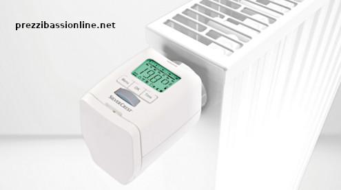 Termostato radiatore Lidl
