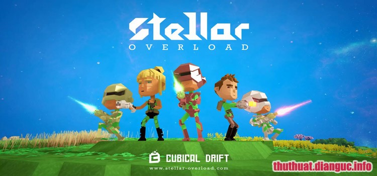 Download Game Stellar Overload Full Cr@ck