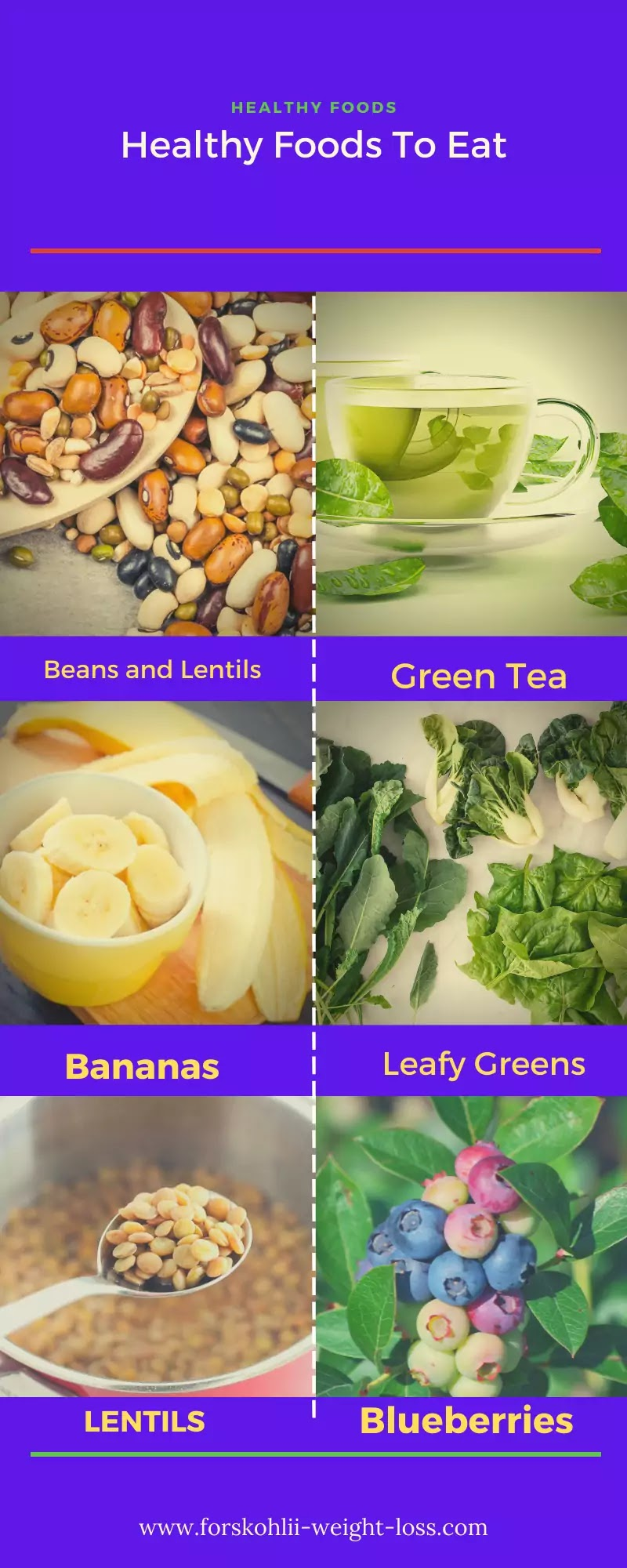 Healthy Food To Eat