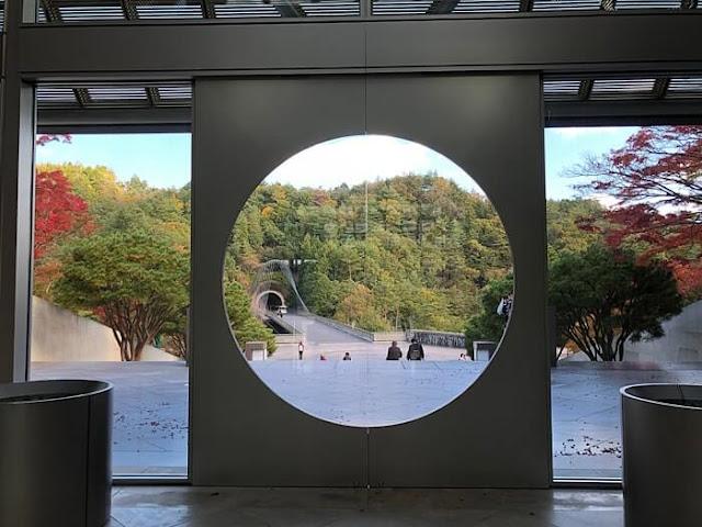 MIHO MUSEUM ミホ ミュージアム