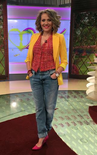 """Prezentatoarea Mirela Boureanu Vaida, despre rivala Gabriela Cristea: """"O cunosc pe Gabriela, pentru că..."""""""