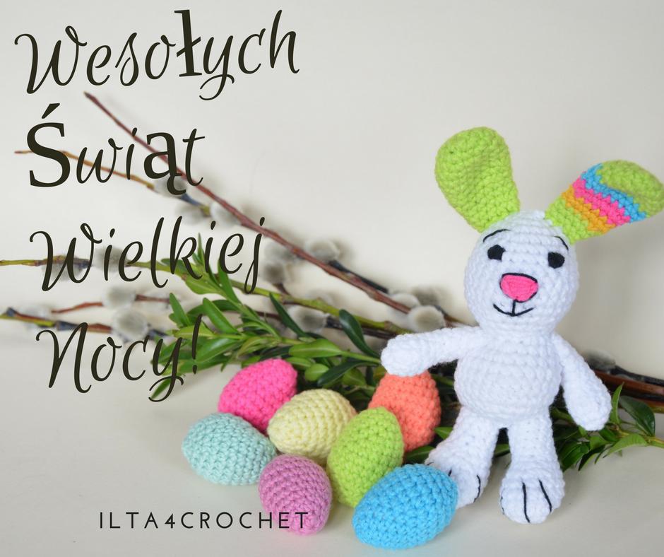 Crochet Eggster Bunny (With images) | Rękodzieło na wielkanoc ... | 788x940
