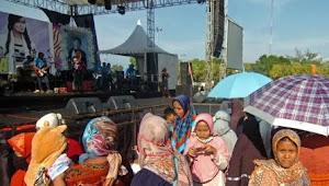 Masa pandemi Gelar konser dangdut, Wakil Ketua DPRD Tegal mohon maaf ?