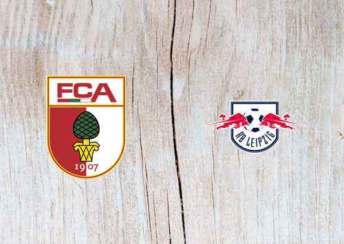Augsburg vs RB Leipzig - Highlights 20 October 2018