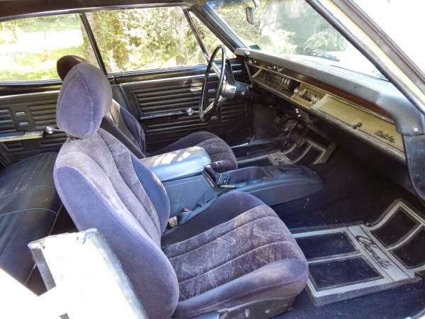 Nova Bench Seat Craigslist