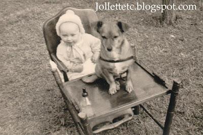 Wendy about 1952 https://jollettetc.blogspot.com
