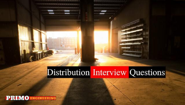 Distribution 2 workshop interview Questions اسئلة انترفيو ديستربيوشن