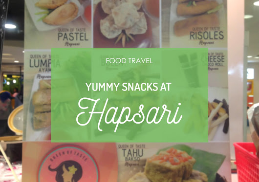 degortez: Food Travel // Hapsari