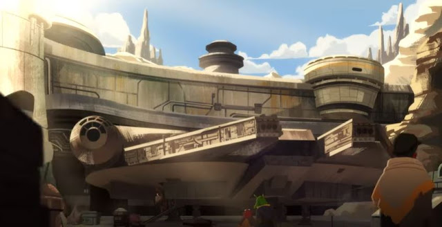New Star Wars Galaxy of Adventures Videos shared the stories of Star Wars Galaxy's Edge, Disney Parks, Lucasfilm, Disneyland, Disney's Hollywood Studios