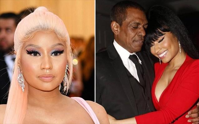 Νεκρός σε τροχαίο ο πατέρας της Nicki Minaj