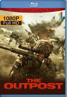 La Batalla de Kamdesh (The Outpost) (2020) [1080p BRrip] [Latino-Inglés] [LaPipiotaHD]