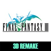 FINAL FANTASY III (3D REMAKE) APK OBB for Android IOS