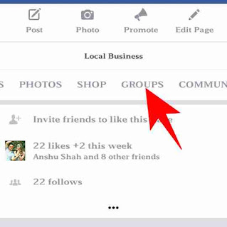 Facebook page or group link kese kare 6
