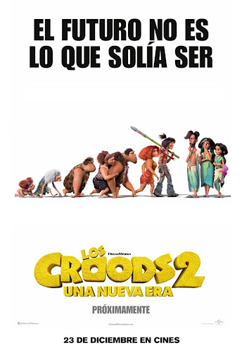 The Croods: A New Age (Web-DL 720p Dual Latino / Ingles) (2020)