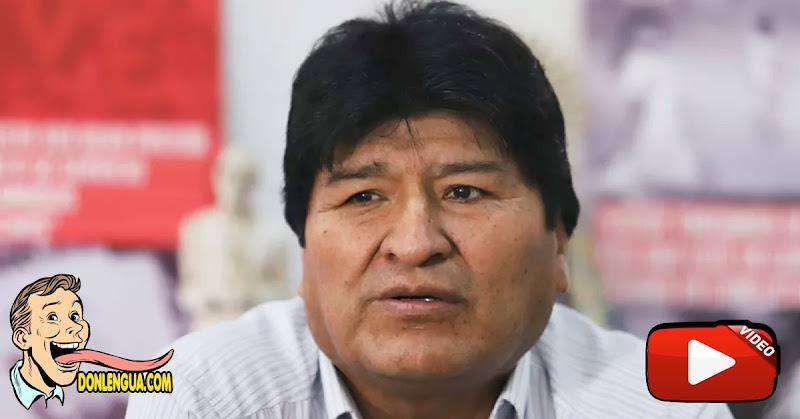 El Terrorista Evo Morales deberá ir a la cárcel en los próximos días