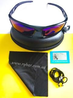 Поляризаційні сонце-захисні окуляри (хамелеон 701)