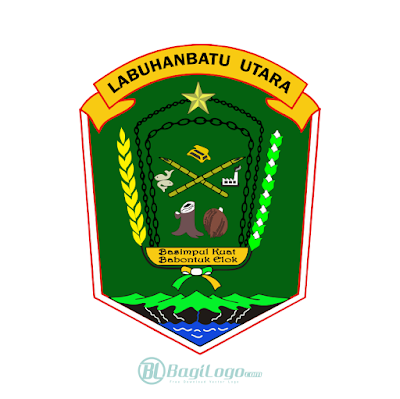 Kabupaten Labuhanbatu Utara Logo Vector
