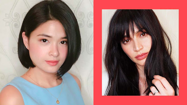 5 Hairstyles with Side Bangs Philippines Trends 2021