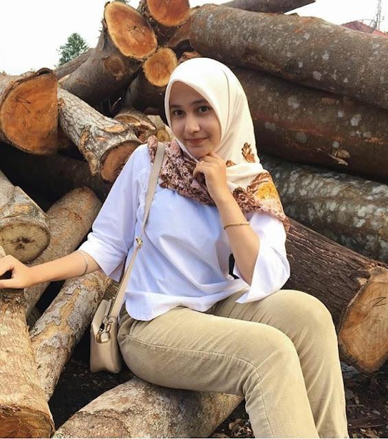 Model HIjab From Semarang