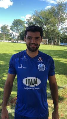 Goianésia anuncia a contratação do atacante Rômulo