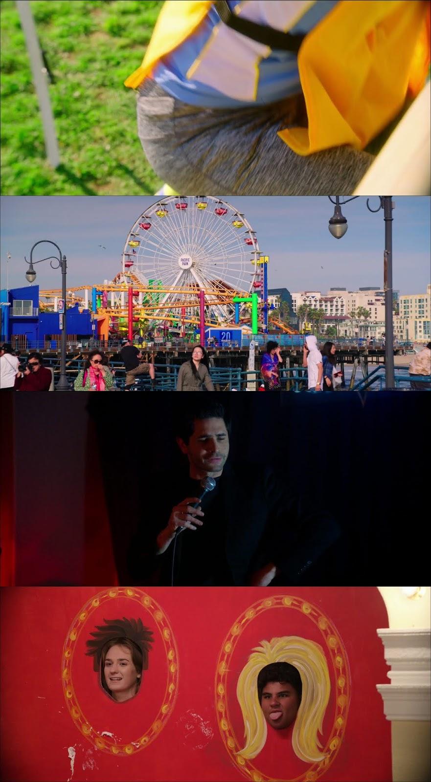 El Stand de los Besos 2 HD 720p Latino (2020)