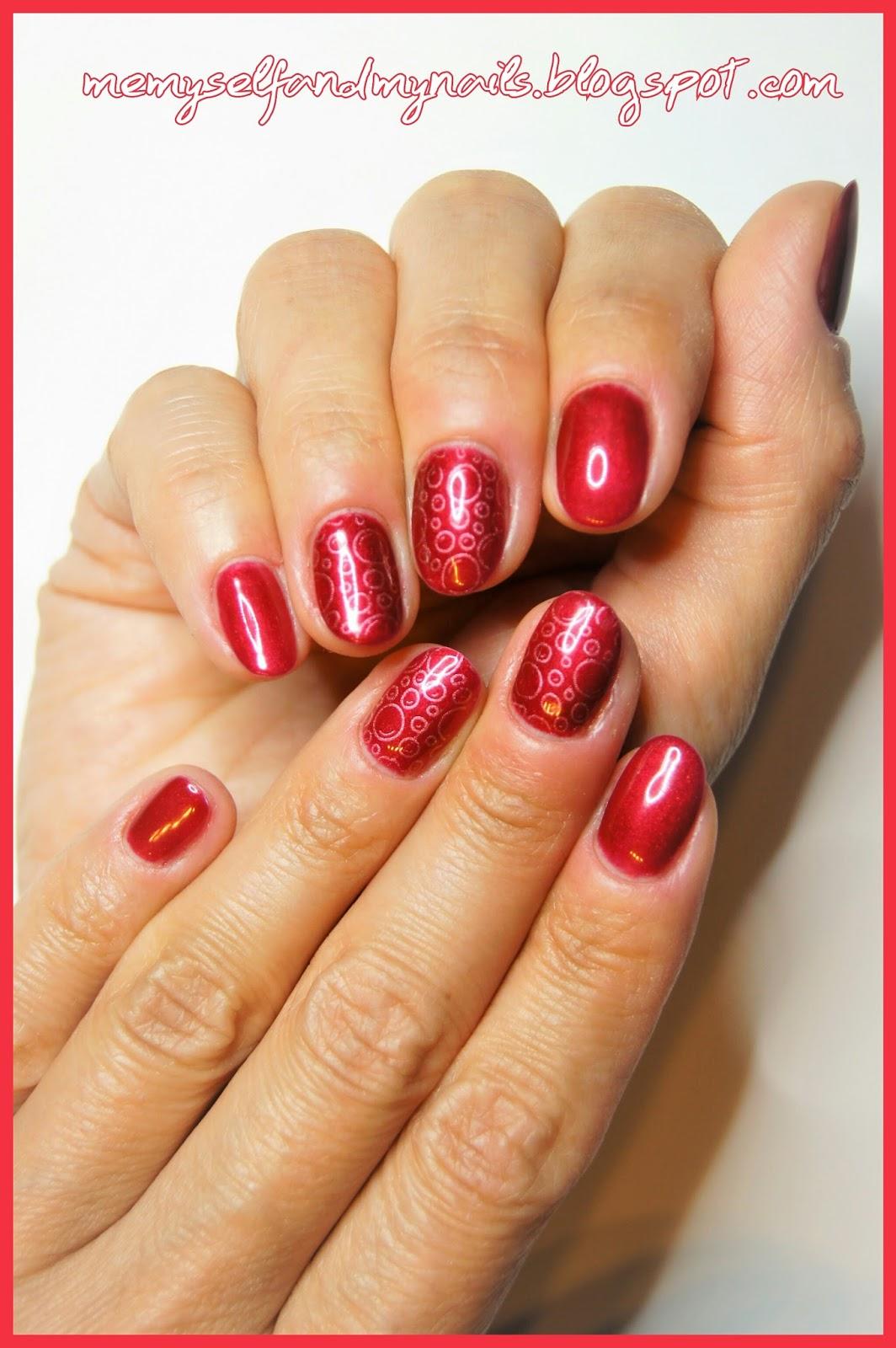 Me Myself And My Nails Bańki Mydlane